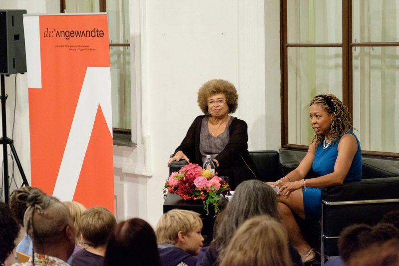 Angela Davis Talk
