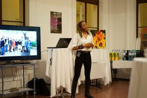 Author - Art Historian - Educator - Voice