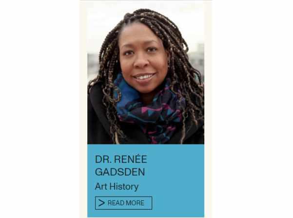 Dr. Renée Gadsden Art History